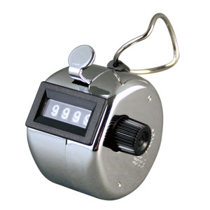 徠福LIFE手握計數器KL-555