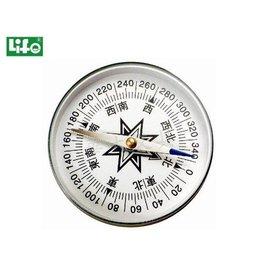 LIFE徠福 NO.7190 台製指南針(指北針)-75mm
