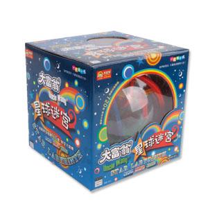 大富翁益智遊戲-星球迷宮(大) D834