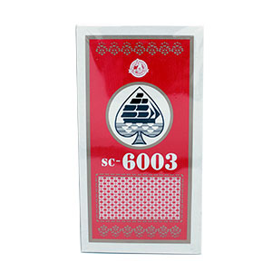 #6003撲克牌