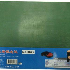 徠福 LIFE No. 3622 印章橡皮墊(大)