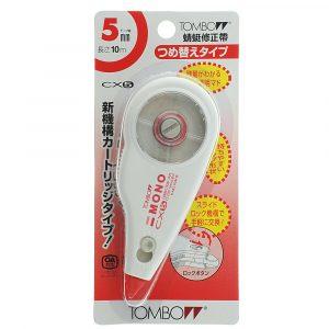 日本 蜻蜓牌 TOMBOW 修正帶 CT-CX5