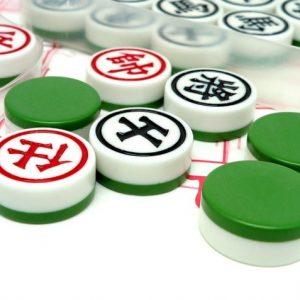 榮冠 明星象棋 (綠)