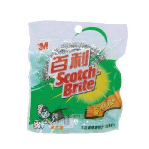 3M 百利 188-12M 鋼絲球 (1入) (祥)