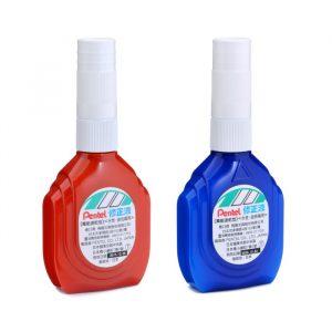飛龍 Pentel 修正液 (紅瓶 ZLM1-WTN) (藍瓶 ZL1-WTN)