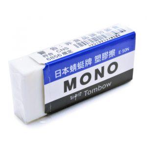 日本 蜻蜓牌 TOMBOW 橡皮擦 E-50N (大)