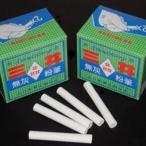 三井牌 白色 無灰環保粉筆 (50支入)