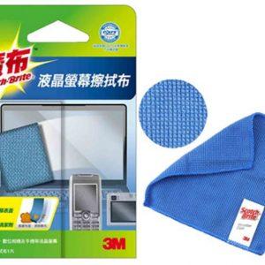 3M 魔布 9023 液晶螢幕擦拭布 (16x18cm) (祥)