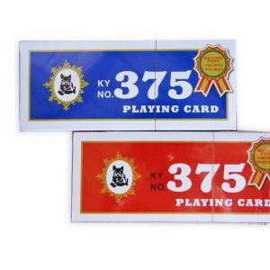 自由 375 撲克牌 (12副入/打)